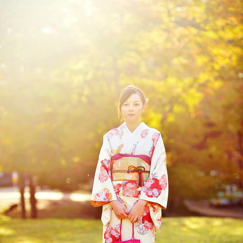 你是京都那位女孩吗?我在找你