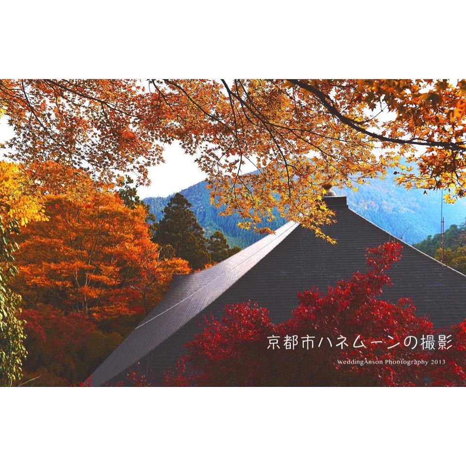 京都蜜月旅拍