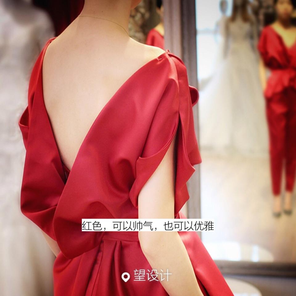 红色,你喜欢吗?